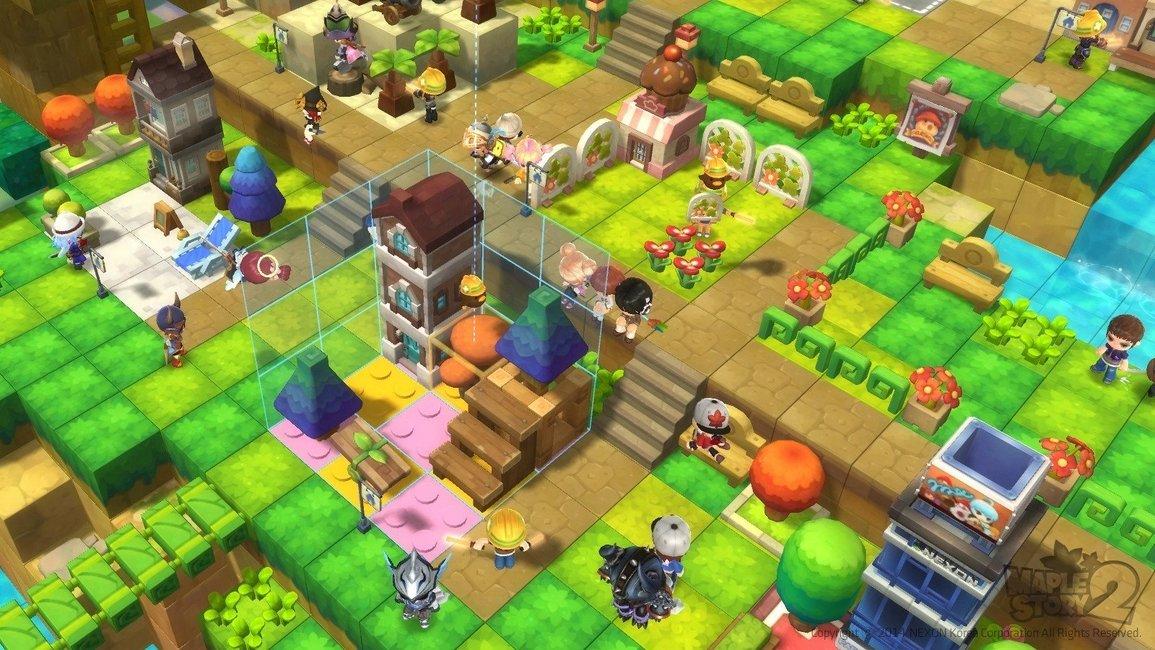 Maplestory 2 updates (@MapleStory2@botsin space) - botsin space