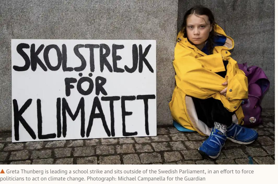 Greta Thunberg Update: Greta Thunberg (@gretathunberg@botsin.space)