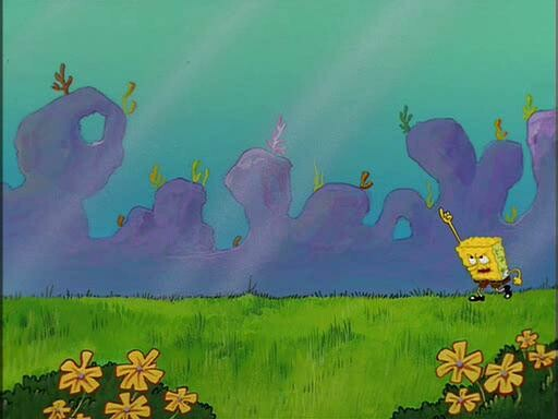 screenshot from Spongebob Squarepants
